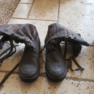 Rocket Dog mid calf boots. Size 8